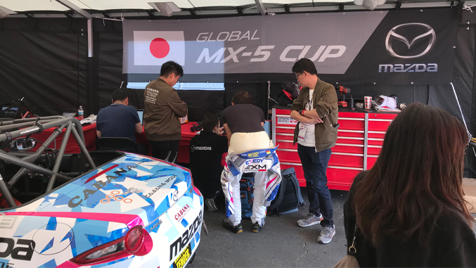 Mini-Documentary Of MX-5 Cup Challenge 2017
