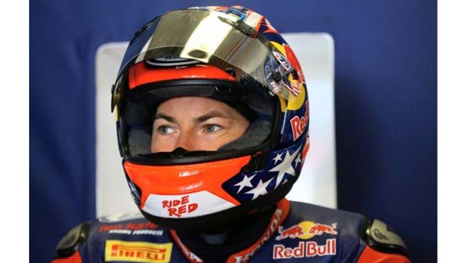 US Motorcycle Racer Nicky Hayden Dies From Bicycle Accident