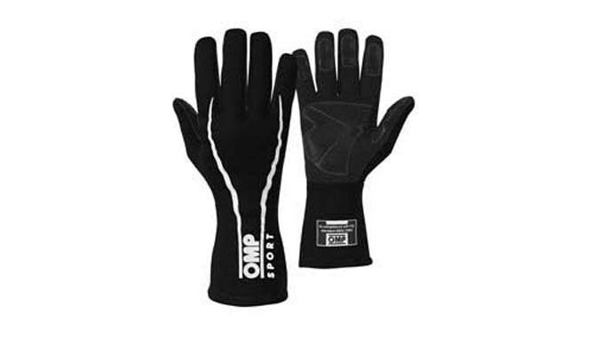 OMP OS60 Racing Gloves Winding Road Racing